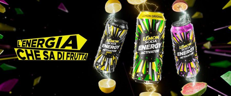LEMONSODA – ENERGY ACTIVATOR